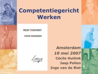Competentiegericht Werken