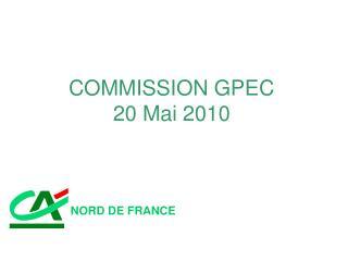 COMMISSION GPEC 20 Mai 2010