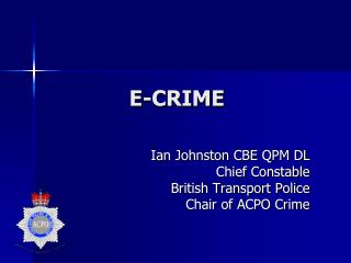 E-CRIME