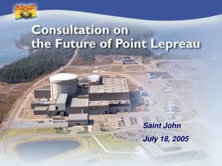 Saint John July 18, 2005