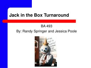 Jack in the Box Turnaround