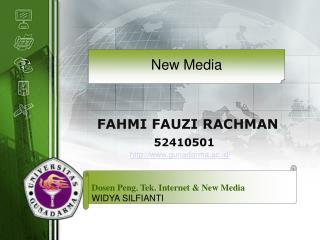 FAHMI FAUZI RACHMAN