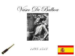 Vasco De Balboa