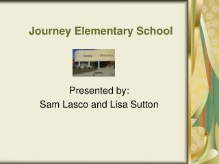 Journey Elementary School