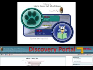 Discovery Portal