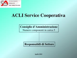 ACLI Service Cooperativa