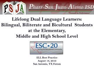 Lifelong Dual Language Learners: