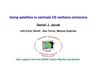 Using satellites to estimate US methane emissions