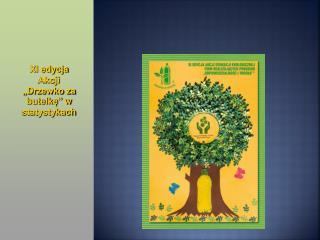 XI edycja Akcji �Drzewko za butelk?� w statystykach