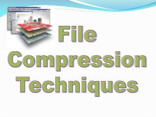 File Compression Techniques