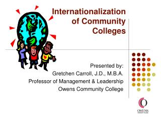 The Status of  Internationalization of Community Colleges