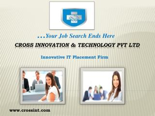 CROSS INNOVATION & TECHNOLOGY PVT LTD