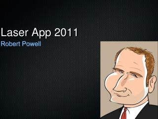 Laser App 2011