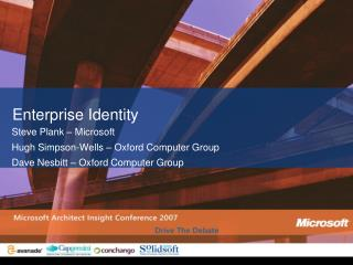 Enterprise Identity