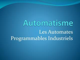 Automatisme