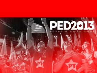 O que é o PED?