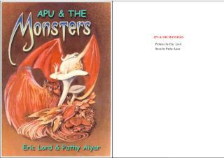 APU & THE MONSTERS