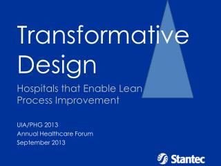 Transformative Design