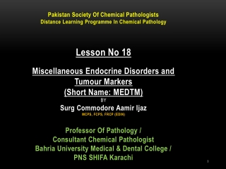 Current controversies in the Management of Malignant Parotid Tumors