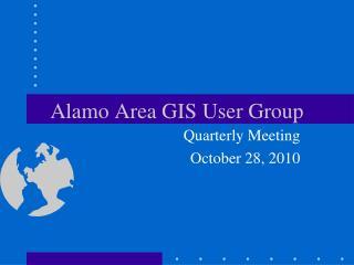 Alamo Area GIS User Group