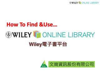 How To Find &Use…