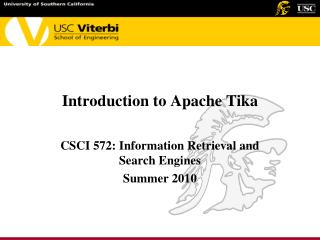 Introduction to Apache Tika