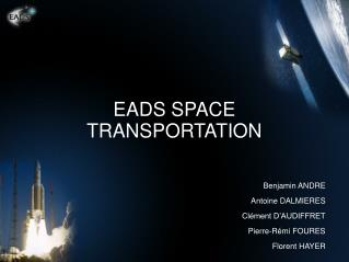 EADS SPACE TRANSPORTATION