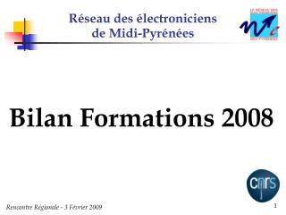Réseau des électroniciens de Midi-Pyrénées