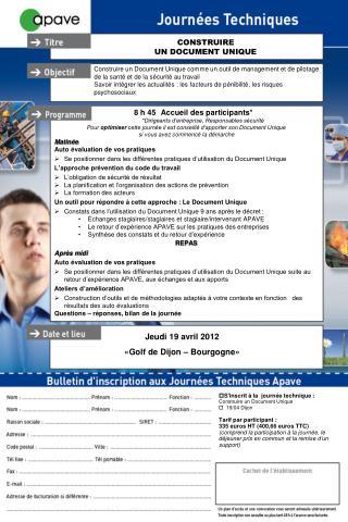 Jeudi 19 avril 2012 �Golf de Dijon � Bourgogne�