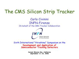 The CMS Silicon Strip Tracker