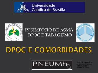 DPOC E COMORBIDADES