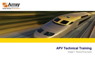 APV Technical Training