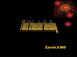 Zareh.F.MD