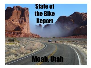 State of the Bike Report