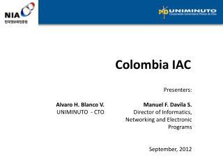 Colombia IAC