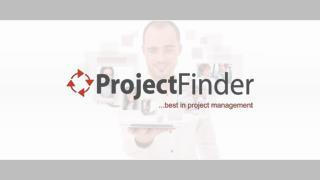 Wozu  ProjectFinder ?