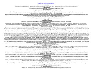 9 Ramuan Seledri yang Menyehatkan 1. Klasifikasi