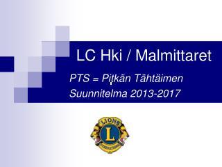 LC Hki / Malmittaret