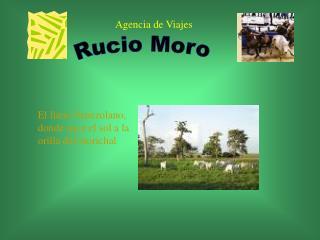 Rucio Moro