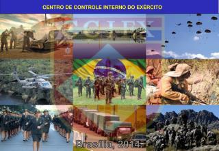 CENTRO DE CONTROLE INTERNO DO EXÉRCITO