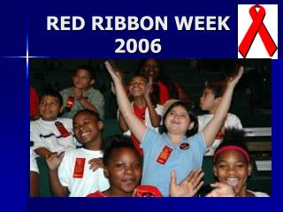 RED RIBBON WEEK 2006