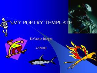 DeVante Barges  4/29/09