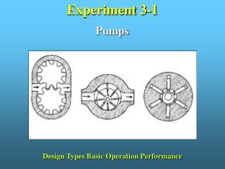 Experiment 3-1