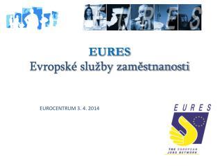 EURES Evropské služby zaměstnanosti