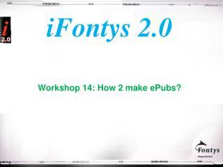 iFontys 2.0