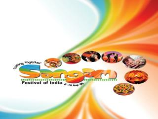 Please Participate in the Annual Festival of India