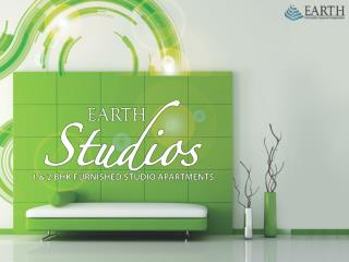 Welcome to Earth Studios   -  your  ideal destination for a private  space.