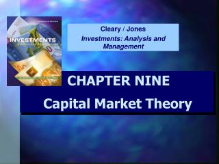 CHAPTER NINE Capital Market Theory