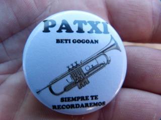 Patxi-gogoan