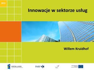 Innowacje w sektorze usług